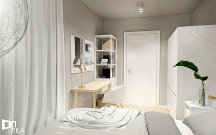 Projekt pokoju dziecka: styl , w kategorii Pokój dziecięcy zaprojektowany przez TIKA