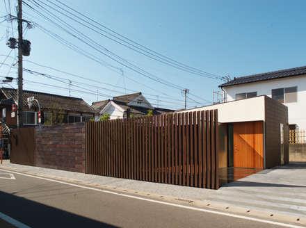 saga iy-house: 株式会社コヤマアトリエ一級建築士事務所が手掛けた家です。