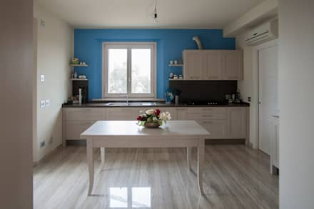 Progetto: Cucina in stile in stile Moderno di Paolo Cavazzoli