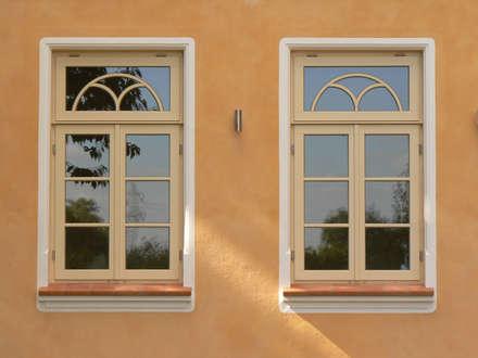 Окна в . Автор – Rimini Baustoffe GmbH