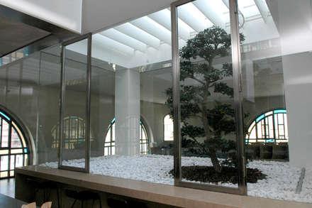 modern Conservatory by AG&F architetti