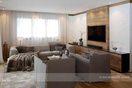 rustikale wohnzimmer ideen & inspiration   homify - Wohnideen Wohnzimmer Rustikal