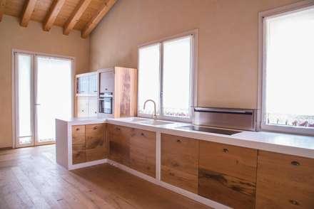 Cucine Per Case Di Montagna. Beautiful Azeta Cucine Su Misura With ...