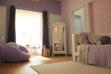ห้องนอนเด็ก by Interiorisarte