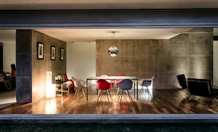 Casa Xafix / Arkylab: Comedores de estilo moderno por Oscar Hernández - Fotografía de Arquitectura