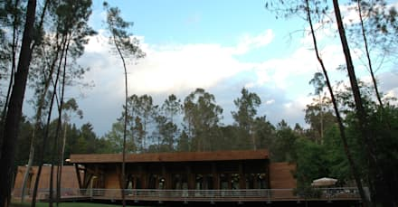 ศูนย์จัดงาน by NORMA | Nova Arquitectura em Madeira (New Architecture in Wood)