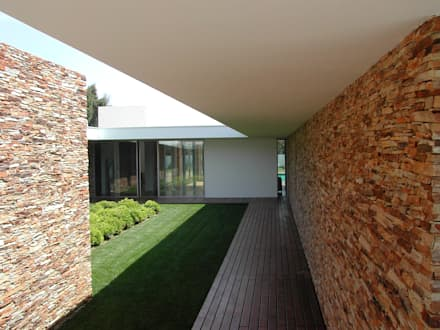 modern Conservatory by A.As, Arquitectos Associados, Lda