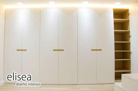 vivienda de dos plantas: Dormitorios infantiles de estilo minimalista de elisea diseño interior