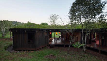 غرفة السفرة تنفيذ IR arquitectura