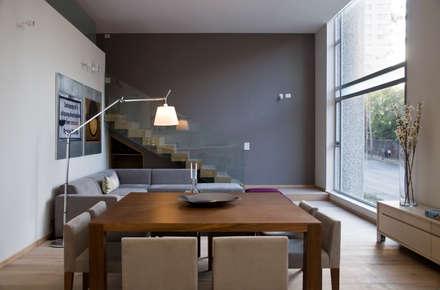ห้องทานข้าว by Basch Arquitectos