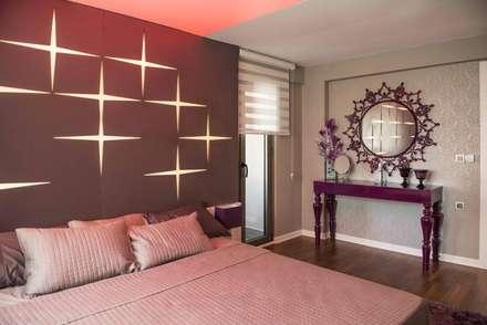 Vero Concept Architects – Statü Güzelyurt Konutları: modern tarz Yatak Odası