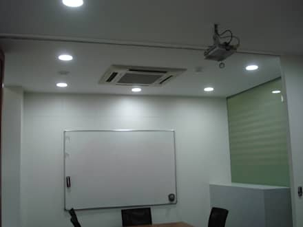 Conference Hall of ACC Limited, Pune :  Conference Centres by Global Associiates