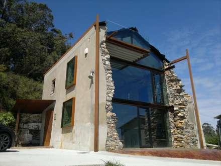 modern Windows & doors by Tagarro-De Miguel Arquitectos
