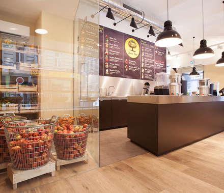 Skandinavische gastronomie architektur design homify for Gastronomie architektur