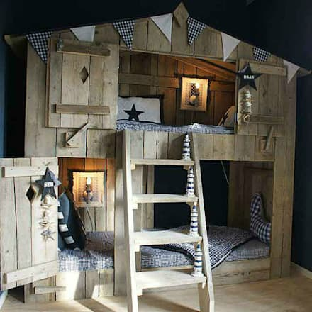 modern Nursery/kid's room by Çelebi Ahşap & İç Dekorasyon ve Tasarım