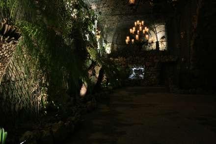 Quinta Patino: Jardins de Inverno clássicos por Visual Stimuli