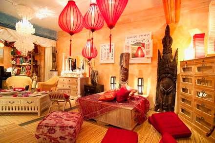 asiatische schlafzimmer einrichtungsideen und bilder homify. Black Bedroom Furniture Sets. Home Design Ideas