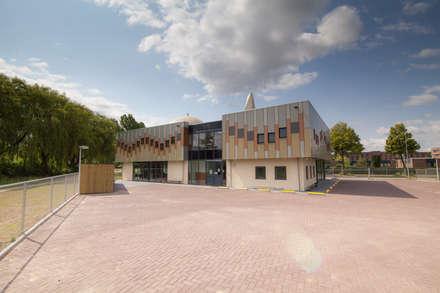Exhibition centres by Arzu Senel Architecture