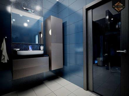 молодежный интерьер: Ванные комнаты в . Автор – Decor&Design