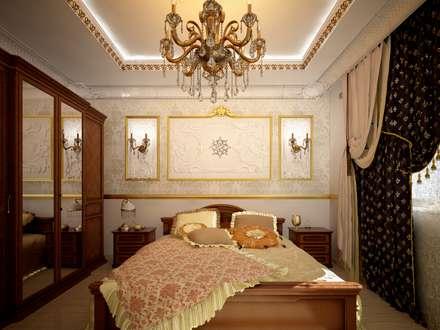 вечная классика: Спальни в . Автор – Decor&Design