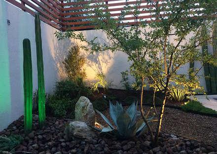 حديقة صخرية تنفيذ Hábitas