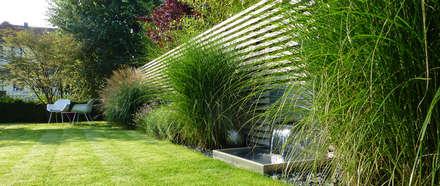 garten, gartengestaltung, ideen und bilder | homify - Moderne Gartengestaltung
