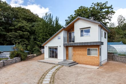 WOODSUN 광주 주택 : woodsun의  주택