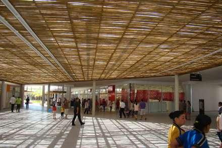 Shopping Centres by BAMBU CARBONO ZERO
