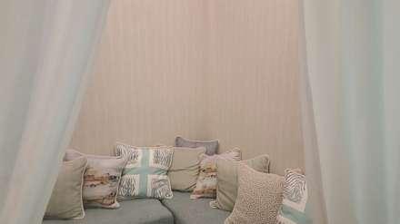 Sala de chá: Spas ecléticos por Live Decoration
