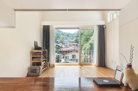 홍제동 개미마을 주택 프로젝트: OBBA 의  주택