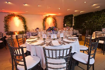 RBS Charity Gala Dinner 2011:  Event venues by Aralia