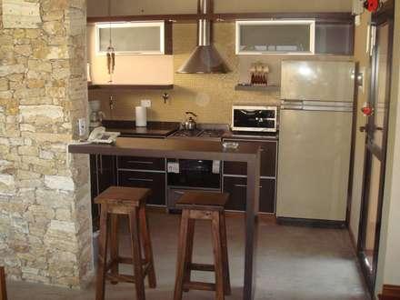 باورچی خانہ by Arquitecto Oscar Alvarez