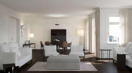 Wohnwelt Classic: Klassische Wohnzimmer Von Makasa