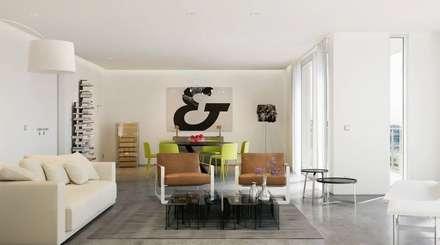 wohnwelt modern moderne wohnzimmer von makasa. Black Bedroom Furniture Sets. Home Design Ideas