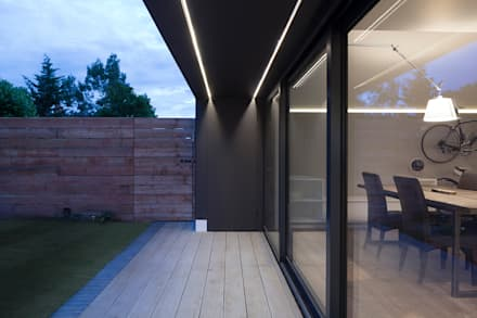 Harefield Road:  Windows  by Gruff Limited