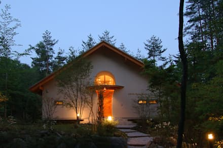 自然体で暮らすvol.2: スタジオ・ベルナが手掛けた家です。