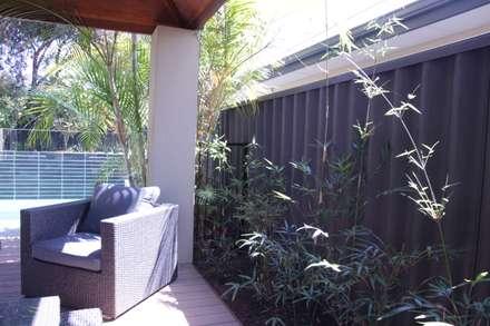 Applecross Project: tropical Garden by Project Artichoke
