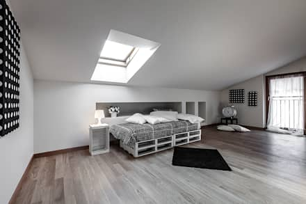 Home Staging presso Centro Residenziale in Lainate (MI): Stanza dei bambini in stile in stile Minimalista di Gabriella Sala   Home Staging & Relooking Specialist