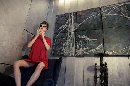 Canopy House: Медиа комнаты в . Автор – PIAFF