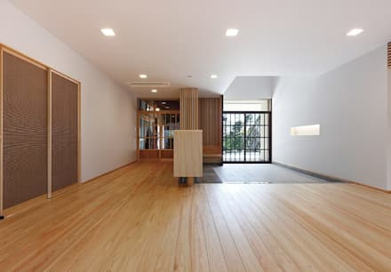 Museos de estilo  por 一級建築士事務所マルスプランニング合同会社