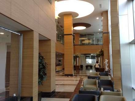 مستشفيات تنفيذ Geyran Mimarlık Atölyesi LTD. ŞTİ.