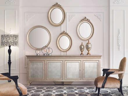 Столовая Florence: Столовые комнаты в . Автор – Fratelli Barri