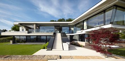 Moderne h user architektur design ideen bilder homify for Moderne villen deutschland