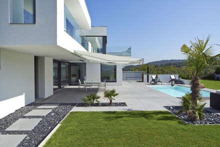 Garten gartengestaltung ideen und bilder homify for Gartengestaltung villa