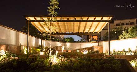 สวน by Región 4 Arquitectura
