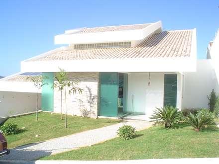 tropical Houses by Solange Figueiredo - ALLS Arquitetura e engenharia