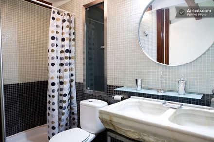Koloniale badkamer idee n en inspiratie homify - Koloniale stijl kantoor ...