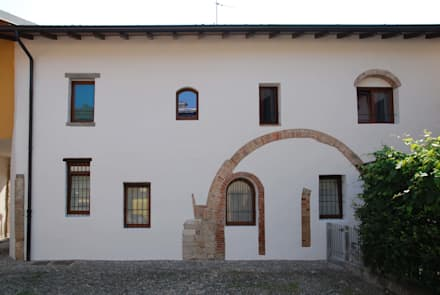 Case in stile minimalista idee ispirazioni homify for Case in stile castello