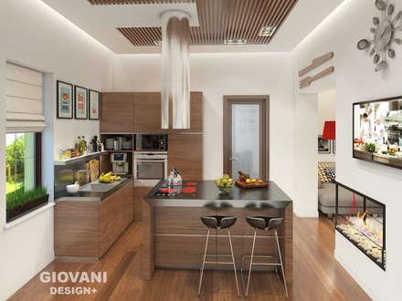 Кухня: Кухни в . Автор – Giovani Design Studio