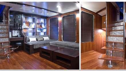 Yatch - Les Sables-d'Olonne: Yachts & Jets de style de style Moderne par ARCHITECTURAL DECO